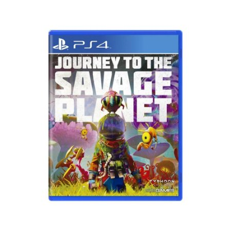 Journey to the Savage Planet - Usado - PS4