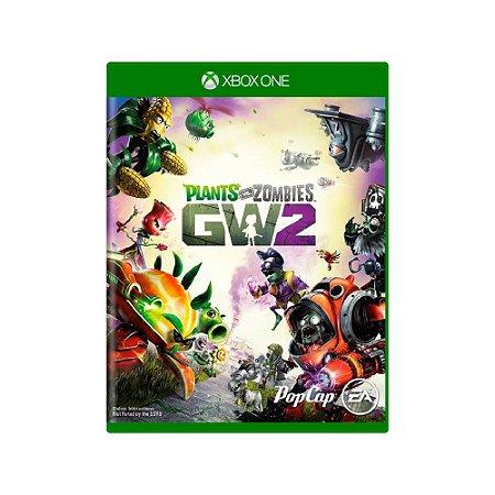 Plants vs. Zombies Garden Warfare 2 - Usado - Xbox One