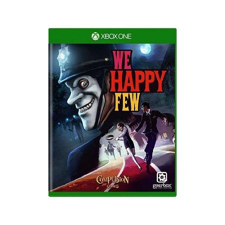 We Happy Few - Usado - Xbox One