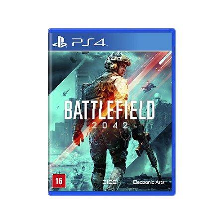 Battlefield 2042 - Pré-venda - PS4