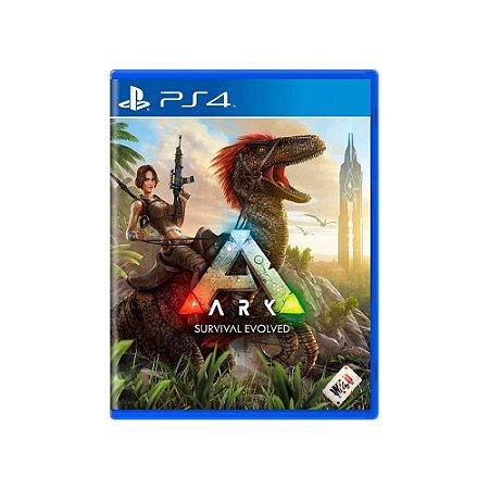 ARK Survival Evolved - Usado - PS4