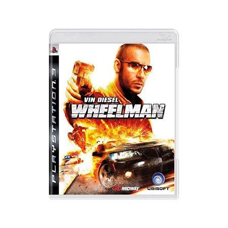 Wheelman - Usado - PS3