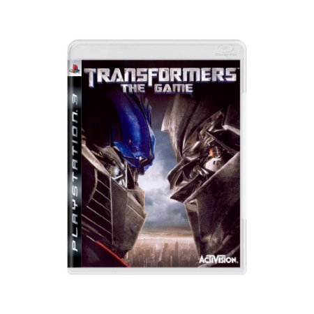 Transformers The Game - Usado - Ps3