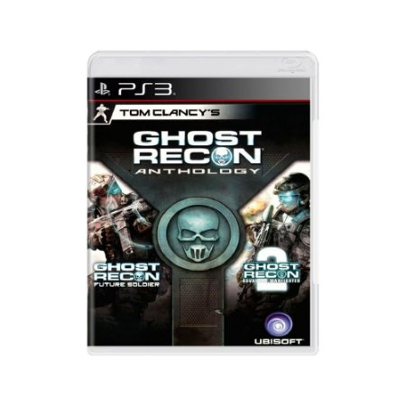 Tom Clancy's Ghost Recon: Anthology - Usado - PS3