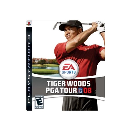 Tiger Woods PGA Tour 08 - Usado - PS3