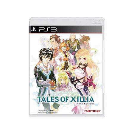Tales of Xillia - Usado - PS3