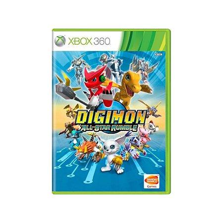 Digimon All-Star Rumble - Usado - Xbox 360