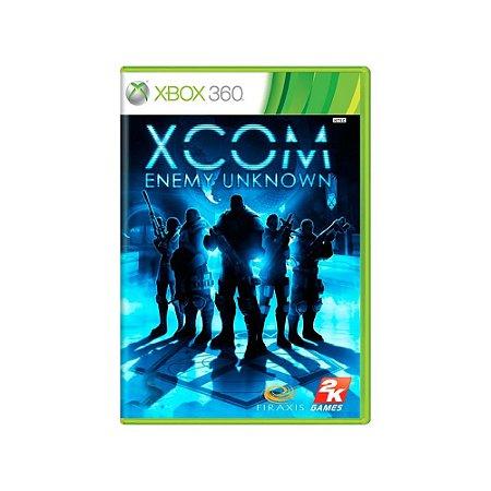 XCOM Enemy Unknown - Usado - Xbox 360