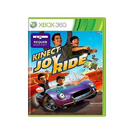Kinect Joy Ride - Usado - Xbox 360