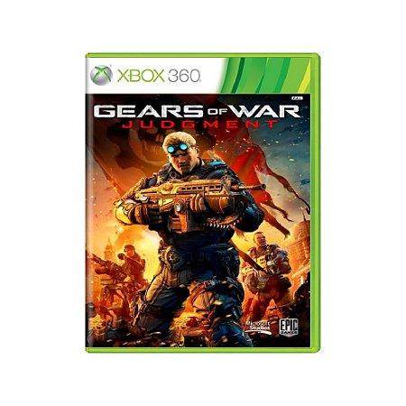 Gears of War: Judgment - Usado - Xbox 360