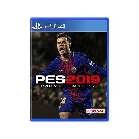 Pro Evolution Soccer 2019 (PES 2019) - PS4