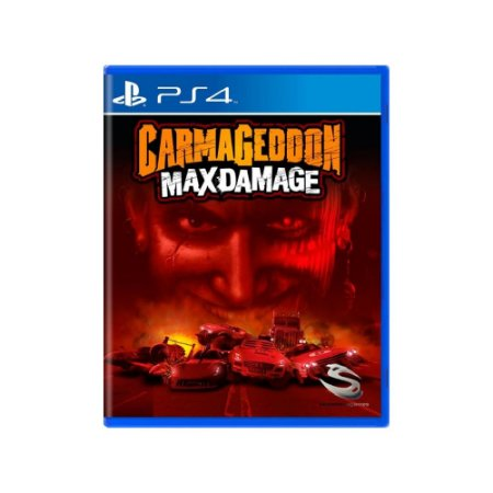 Carmageddon: Max Damage - PS4