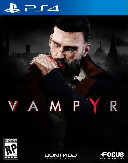 Vampyr - PS4