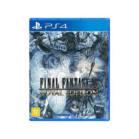 Final Fantasy XV (Royal Edition) - PS4