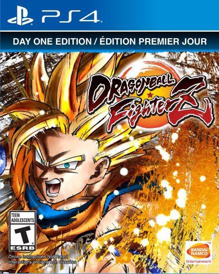 Dragon Ball FighterZ Edição de Lançamento - PS4