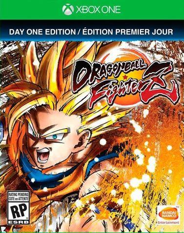 Dragon Ball FighterZ Edição de Lançamento - Xbox One