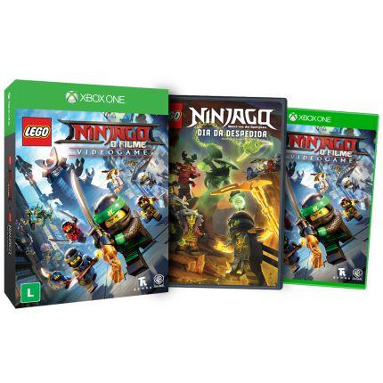 Lego Ninjago Edição Limitada - Xbox One