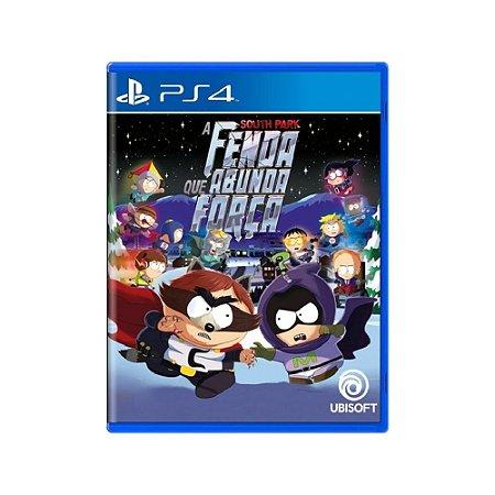 South Park: A Fenda que Abunda Força - PS4