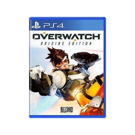 Overwatch - Usado - PS4