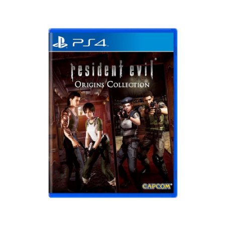Resident Evil: Origins Collection - PS4