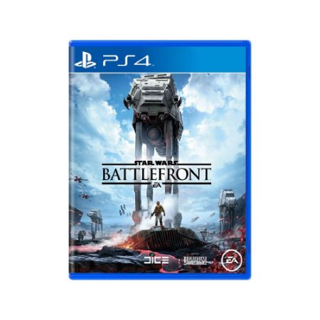 Star Wars: Battlefront - Usado - PS4