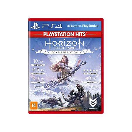 Horizon Zero Dawn (Complete Edition) - PS4