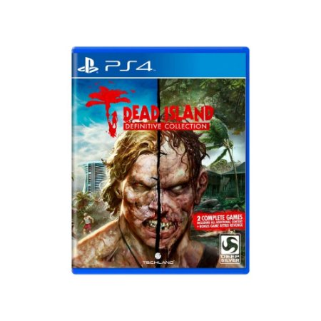 Jogo Dead Island: Definitive Collection - PS4