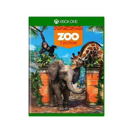 Zoo Tycoon - Usado - Xbox One