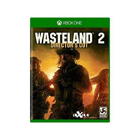 Wasteland 2 Director's Cut - Usado - Xbox One