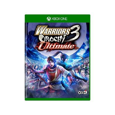 Warriors Orochi 3 Ultimate - Usado - Xbox One