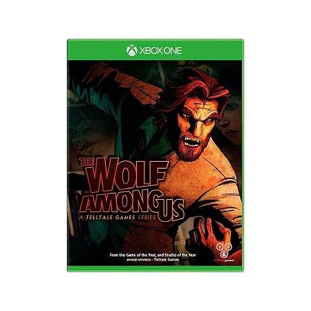 The Wolf Among Us - Usado - Xbox One