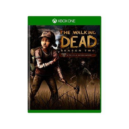 The Walking Dead: Season Two - Usado - Xbox One