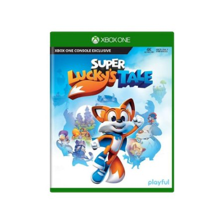 Super Lucky's Tale - Usado - Xbox One