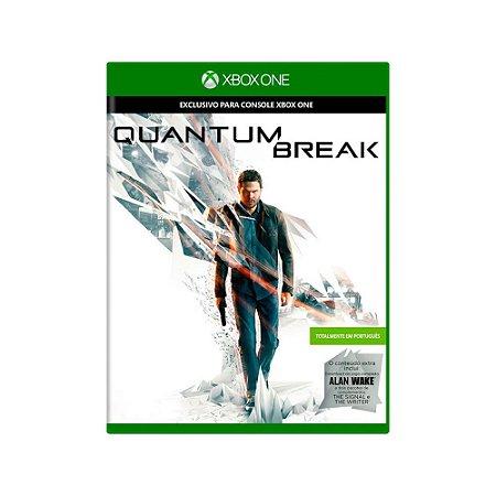 Quantum Break - Usado - Xbox One