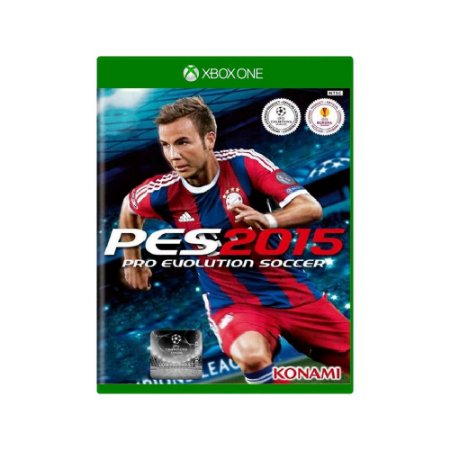 Pro Evolution Soccer 2015 (PES 15) - Usado - Xbox One