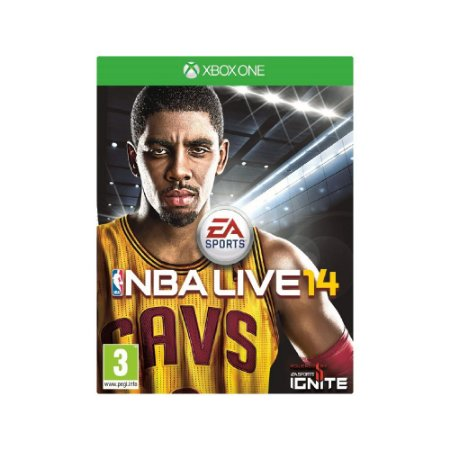 NBA Live 14 - Usado - Xbox One