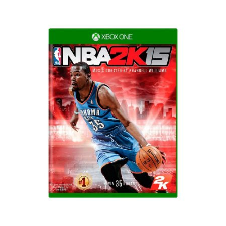 NBA 2K15 - Usado - Xbox One