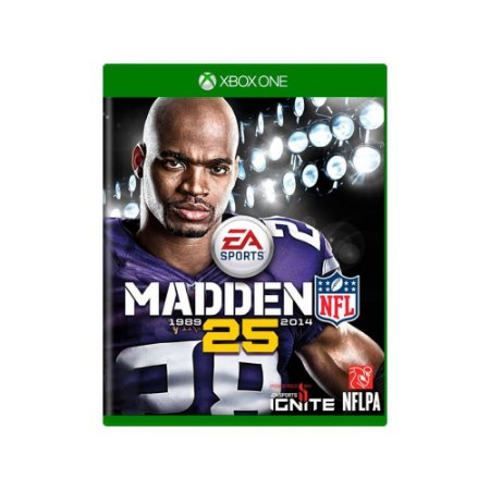Madden NFL 25 - Usado - Xbox One