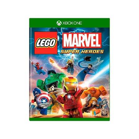 LEGO Marvel Super Heroes - Usado - Xbox One