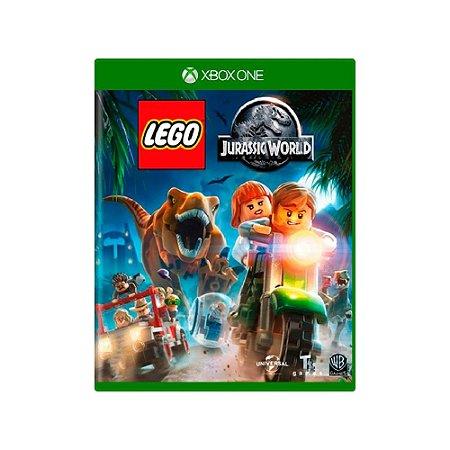 LEGO Jurassic World - Usado - Xbox One