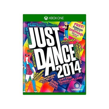 Just Dance 2014 - Usado - Xbox One