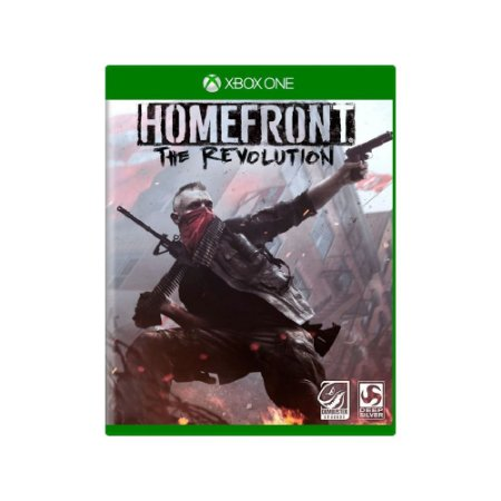 Homefront: The Revolution - Usado - Xbox One