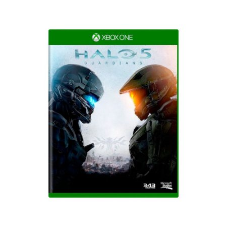 Halo 5 Guardians - Usado - Xbox One