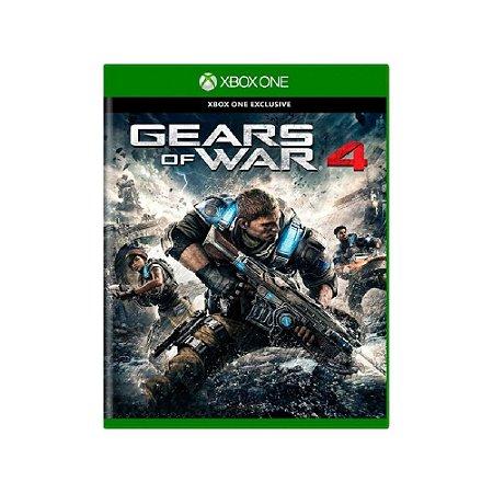 Gears of War 4 - Usado - Xbox One
