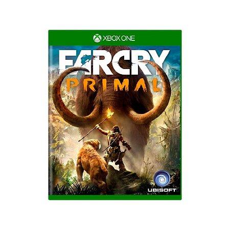 Far Cry Primal - Usado - Xbox One