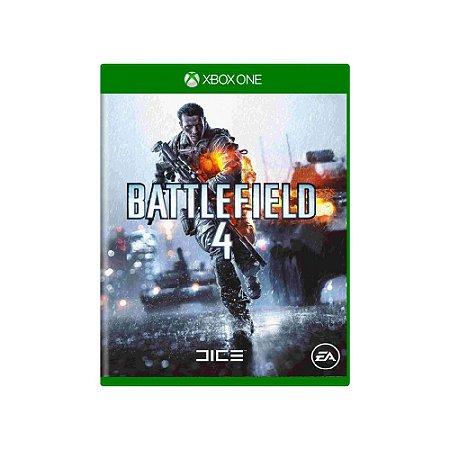 Battlefield 4 - Usado - Xbox One