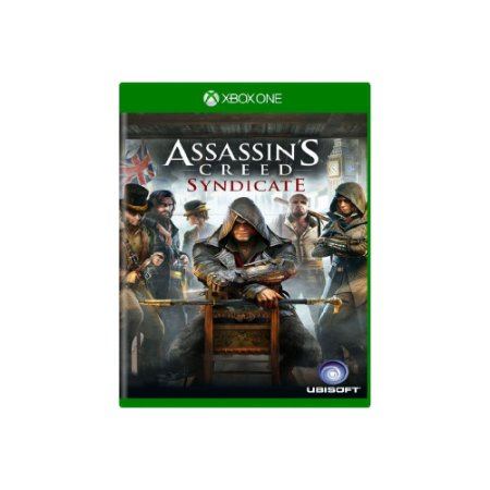 Jogo Assassin's Creed: Syndicate - |Usado| - Xbox One