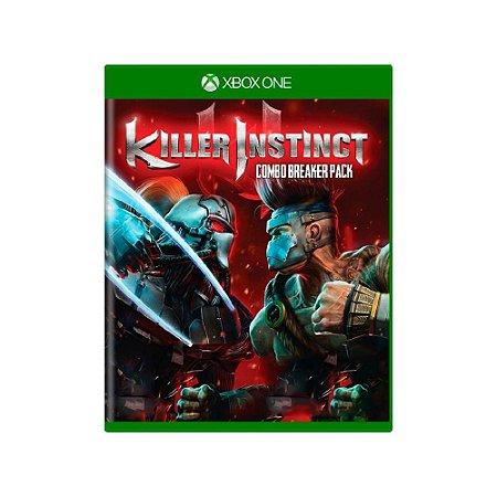 Killer Instinct - Usado - Xbox One