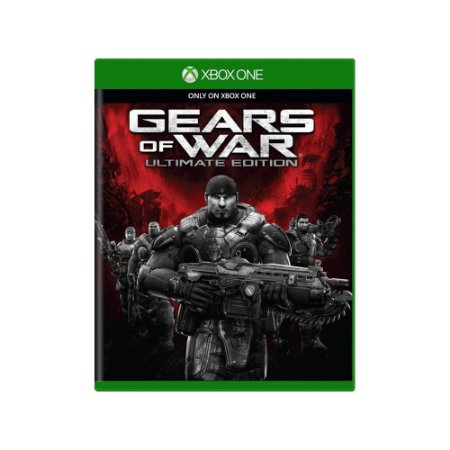 Gears of War Ultimate Edition - Usado - Xbox One