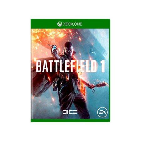 Jogo Battlefield 1 -  Usado  - Xbox One